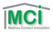 Logo Mathieu Contact Immobilier